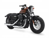 2014 Harley-Davidson Sportster Forty-Eight photo