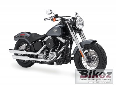 2014 Harley-Davidson Softail Slim photo