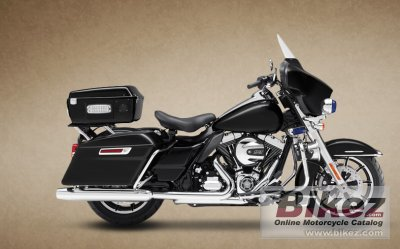 2014 Harley-Davidson Electra Glide Fire - Rescue photo