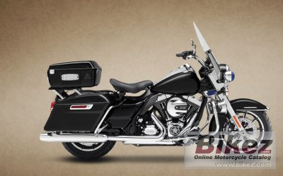 2014 Harley-Davidson Road King Fire - Rescue photo