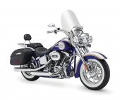 2014 Harley-Davidson CVO Softail Deluxe photo