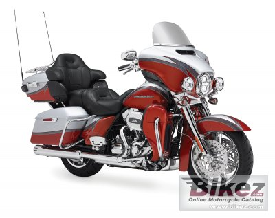 2014 Harley-Davidson CVO Limited photo