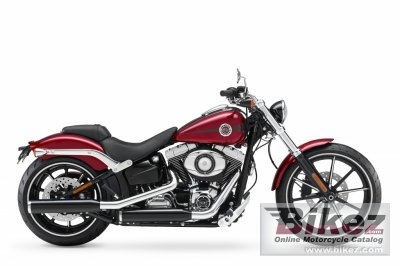 2014 Harley-Davidson Softail Breakout Special Edition photo