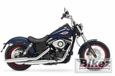 2014 Harley-Davidson Street Bob Special Edition photo