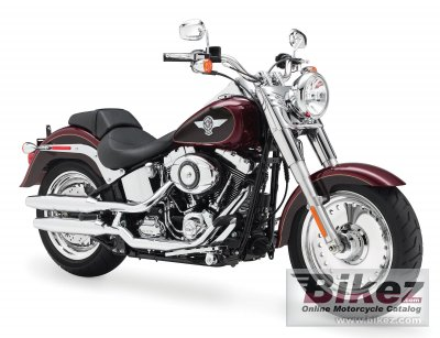 2014 Harley-Davidson Softail Fat Boy specifications and pictures