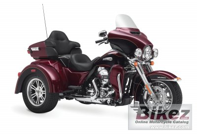 2014 Harley-Davidson Tri Glide Ultra specifications and pictures