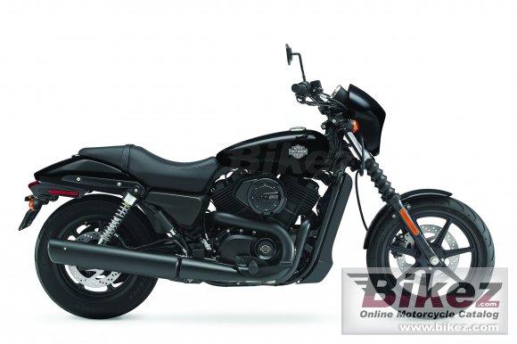 2015 Harley-Davidson Street 500