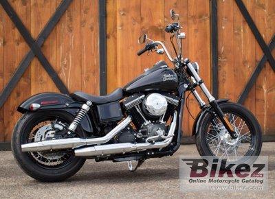 2015 Harley-Davidson Dyna Street Bob Dark Custom specifications and ...