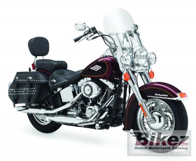 2015 Harley-Davidson Heritage Softail Classic