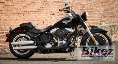2015 Harley-Davidson Softail Fat Boy Special