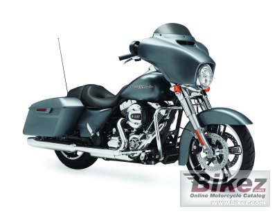2015 Harley-Davidson Street Glide specifications and pictures