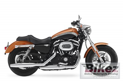 2016 Harley-Davidson 1200 Custom Limited Edition A