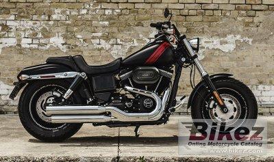 2016 Harley Davidson Dyna Fat Bob Dark Custom