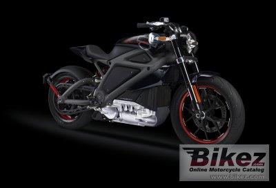 2016 Harley-Davidson Project LiveWire