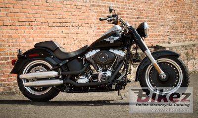 2016 Harley-Davidson Softail Fat Boy Lo