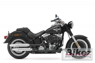 2016 Harley-Davidson Softail Fat Boy Special