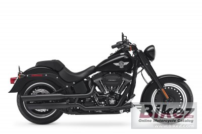 2017 Harley-Davidson Softail Fat Boy S