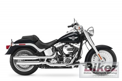 2017 Harley-Davidson Softail Fat Boy