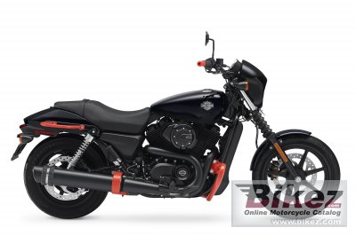 2017 Harley Davidson Street 500