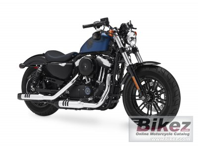 2018 Harley-Davidson 115th Anniversary Forty-Eight