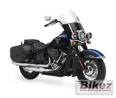 2018 Harley-Davidson 115th Anniversary Heritage Classic 114