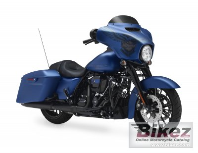 2018 Harley-Davidson 115th Anniversary Street Glide Special