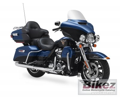 2018 Harley-Davidson 115th Anniversary Ultra Limited