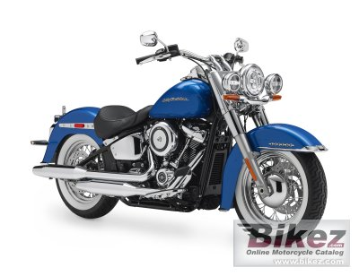 2018 Harley-Davidson Softail Deluxe