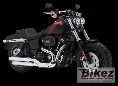 2018 Harley-Davidson Softail Fat Bob Dark Custom