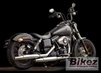 2018 harley davidson softail street bob dark custom. Black Bedroom Furniture Sets. Home Design Ideas