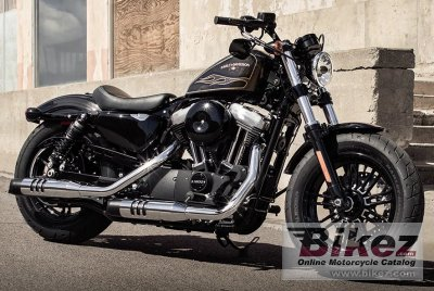 2018 Harley-Davidson Sportster Forty-Eight Dark Custom