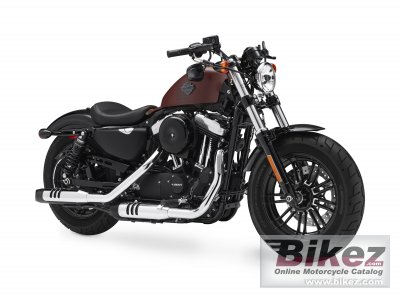 2018 Harley-Davidson Sportster Forty-Eight