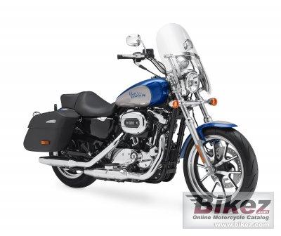 2018 Harley-Davidson Sportster SuperLow 1200T specifications
