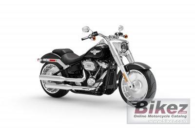 2019 Harley-Davidson Softail Fat Boy 114