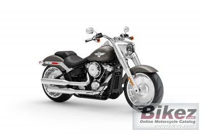 2019 Harley-Davidson Softail Fat Boy