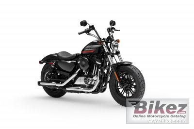 2019 Harley-Davidson Sportster Forty-Eight Special