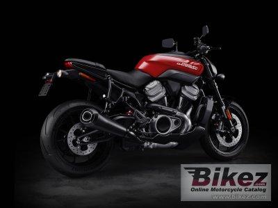 2020 Harley-Davidson Bronx