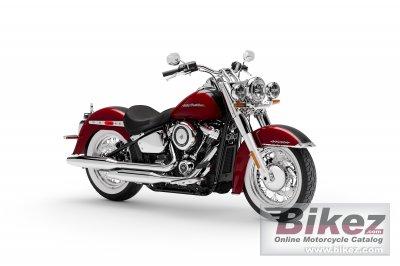 2020 Harley-Davidson Deluxe