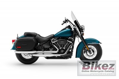 2020 Harley-Davidson Softail Heritage Classic 114