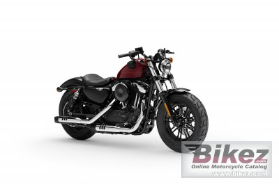 2020 Harley-Davidson Sportster Forty-Eight