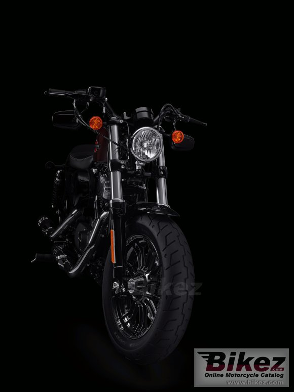 2021 Harley-Davidson Forty-Eight
