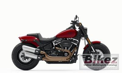 2021 Harley-Davidson Fat Bob 114
