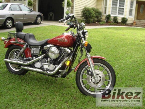 Harley-Davidson Dyna Convertible