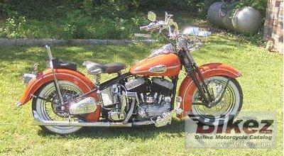 Harley-Davidson Model W Sport Twin
