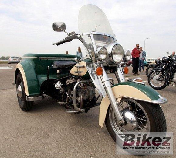 Harley-Davidson Servi-Car GE