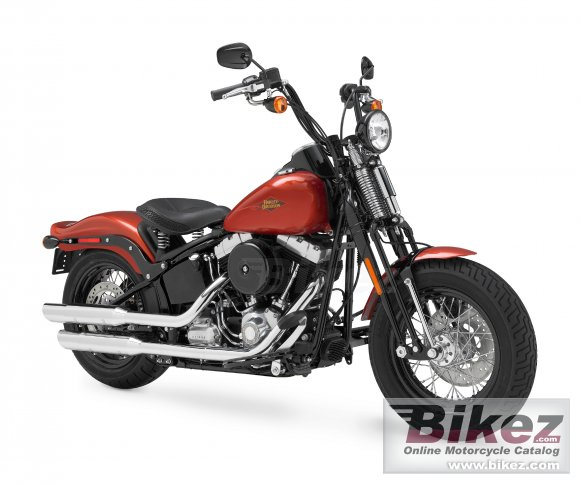 Harley-Davidson Softail Cross Bones