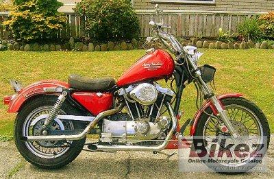 Harley-Davidson XLX 1000-61
