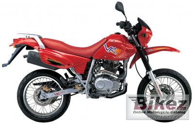 2005 Hartford VR-200X specifications and pictures
