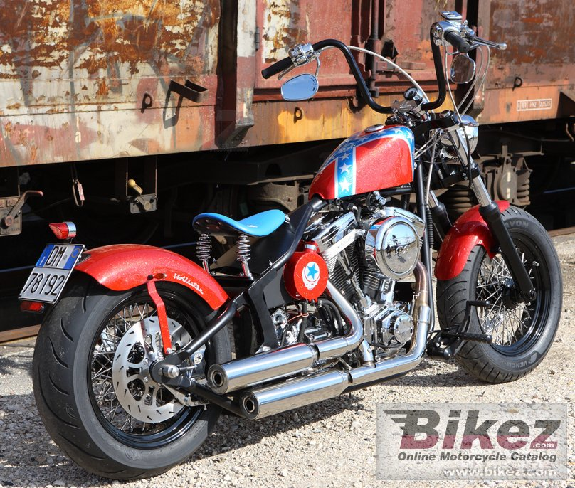 Big Headbanger hollister picture and wallpaper from Bikez.com