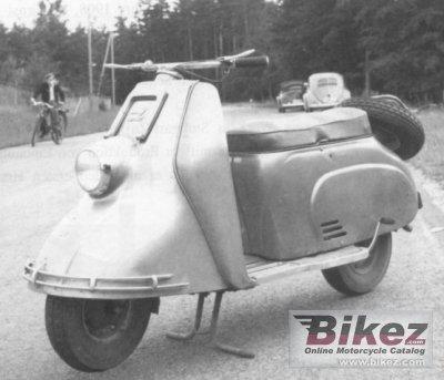 1953 Heinkel A0 Series 101